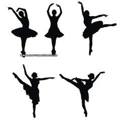 Ballerina Silouhette