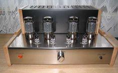 KT88-PSE-Amp, von Christoph Lassok