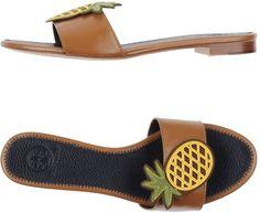 Tory burch pineapple sandals