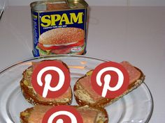 Say NO to Pinterest Spam!