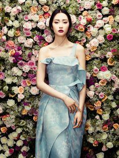 """fay-wray: """" Kwak Ji Young by Zhang Jingna """""""