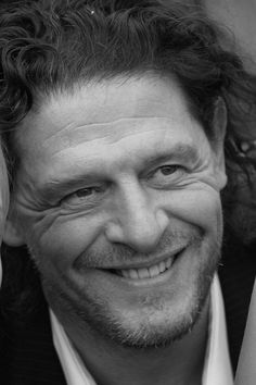 Marco Pierre White (b 1961) British chef; restaurateur; television personality; began working in London restaurant kitchens at 16; opened Harvey's, London, won his first Michelin star; the enfant terrible of the UK restaurant scene; the youngest chef (at 33) ever to have been awarded three Michelin stars; co-owns two London Steakhouse Co restaurants and has franchised his name to UK dining venues.