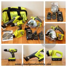 Ryobi ONE+ Tools Product Review
