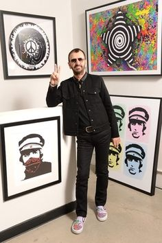 Retirement has never even entered Ringo Starr's mind. See what the musical icon has on tap.  [Photo by Steve Eichner]