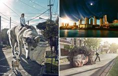 Photoshop: Zauber, Irrsinn und Wirklichkeit