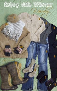 PREPS FOR THE COLD WINTERS – FREEZING WEATHER CLOTHING | Preppers Survive