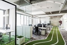 OneFootball Offices