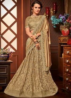 418ff0566 28 Best Latest Lehenga Sarees Collection images