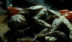 MIMIC Human-sized cockroaches haunting the subways of Manhattan disguised as homeless people: it's the premise for this superb del Toro movie - hi...