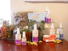Lily Farm Fresh uses only natural ingredients for out organic skin care products.