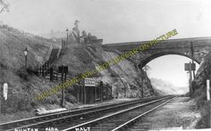 Aughton Park Railway Station Photo. Ormskirk - Maghull. Liverpool Line. L&YR