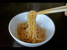 The Secret to Shirataki Noodles (aka Skinny Noodles aka Miracle Noodles) - YouTube