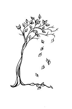 Yeah, it's my own drawing. I think I might end up going with one of my own since I'm not really satisfied with the tree tattoos I am finding.