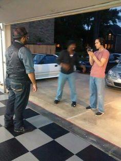 Raymon directing