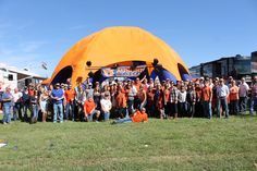 Best all-around tailgate goes to Jeff Davis and friends who combine several RVs and a huge tent every gameday to create one giant Auburn Family tailgate! & Best All-Around Tailgate - NMSU (HC)! Auburn University Dance ...