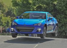 2013 Subaru BRZ: Best Car To Buy 2013 Nominee