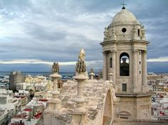 Cadiz,Spain, a gorgeous seaside town