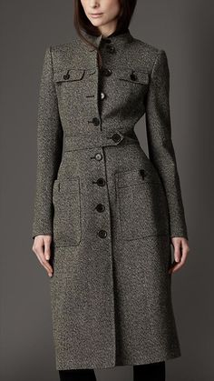Shop the latest womenswear from Burberry including seasonal trench coats, leather jackets, dresses, denim and skirts. Coat Dress, Shirt Dress, Coats For Women, Clothes For Women, Stylish Coat, Burberry Jacket, Looks Chic, Luxury Lingerie, Fashion Clothes