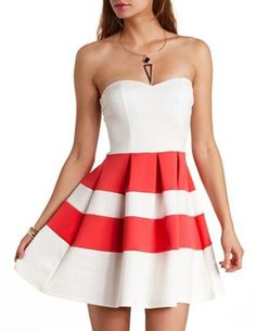 vestido curto tomara que caia duas cores