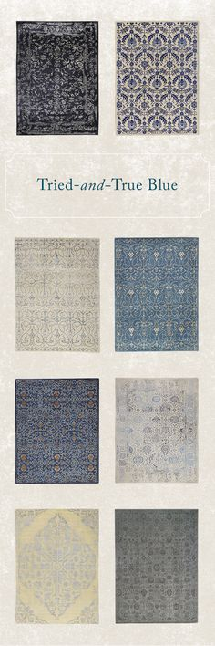If you're looking for a way to add pattern, color, or texture to your space, the answer could be right under your feet. Shop Birch Lane's selection of rugs to find the perfect option and unroll a whole new look. Don't forget: orders $49 and over always ship free.