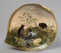 Philadelphia Museum of Art - Collections Object : Fruit Plate