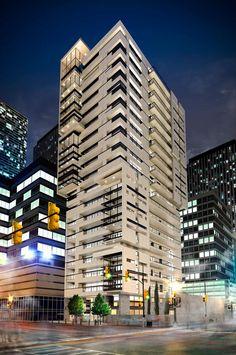 Indabox Studio | Luxury residential tower