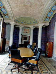 Sala la Rotonda Palazzo Rubini