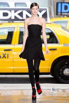 DKNY Fall 2012 Ready-To-Wear