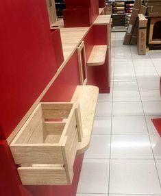 Servicio de instalación de mobiliario para el sector del retail en Canarias Stairs, Home Decor, Shop Fittings, Tents, Stairway, Decoration Home, Room Decor, Staircases, Home Interior Design
