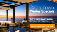 The best selection of Luxury Holiday Rentals in and around Cape Town. Find luxury villas and luxury apartments. Cape Town Holidays, Luxury Holidays, Luxury Villa, South Africa, The Incredibles, Winter, Luxury Condo, Winter Time