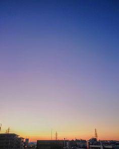 今日もいいお天気になりそう  #空 #夜明け #朝焼け #イマソラ #いまそら #ダレカニミセタイソラ #写真好きな人と繋がりたい #写真撮ってる人と繋がりたい #photo #japan #landscape #日本 #風景 #instagram #igers #igersjp #sunrise #twilight #sunriselovers #igで繋がる空 #sky #bluesky #redsky #skylovers #skyporn #skypainters #skyscraper #photooftheday #instasky #instagood