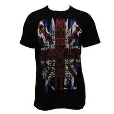 Coat of Arms Slim Tee -BandMerch Online Store Slim Man, Coat Of Arms, Tees, Mens Tops, T Shirt, Fashion, Supreme T Shirt, Moda, T Shirts