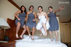 Jenni and Tyler – Married – Melbourne, Florida Hilton Destination Wedding Ceremony and Reception | Kristen Wynn Photography