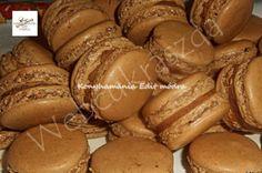 Tiramisu szelet Pretzel Bites, Macarons, Oreo, Muffin, Cookies, Cake, Tiramisu, Dios, Kuchen