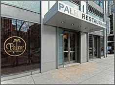The Palm in New York, NY  // Event Marketing 2.0 Lunch Seminar June 21, 2012