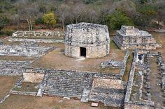 Yucatan Secrets - The Travel Guide, Mayapán ruins, 30 minutos de Mérida