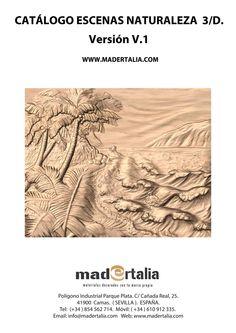 CATÁLOGOS 3D   MADERTALIA