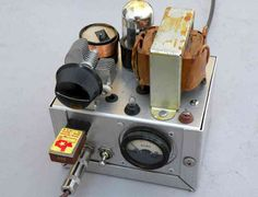 60 years ago, this is what homebrew ham radio looked like. Puts me in a building mood.