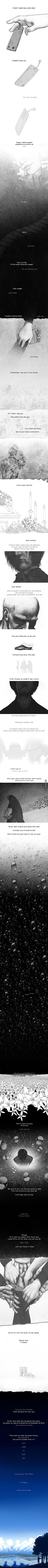 Your suicide...[Didnt read but liked the drawings]