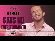 Chá dos 5 discute a representação do gay na mídia; assista! - Direto da Redação em TV A Capa no A Capa