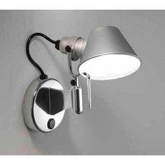 Großartig Artemide Tolomeo Micro Faretto LED Wandlamp Met Dimmer/schakelaar