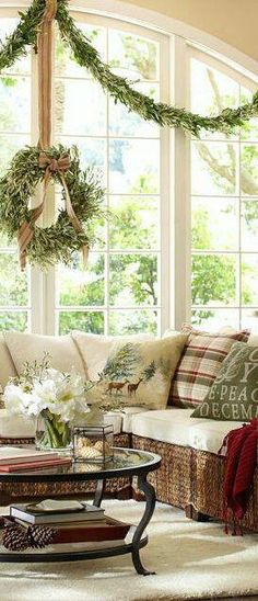 Cozy Christmas Decor... ~rw