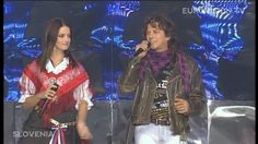 """Powered by http://www.eurovision.tv Ansambel Žlindra & Kalamira will represent Slovenia with the song """"Narodnozabavni Rock"""" at the 2010 Eurovision Song Conte..."""