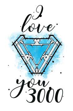 I love You 3000 - Avengers ❤ - #Avengers #love