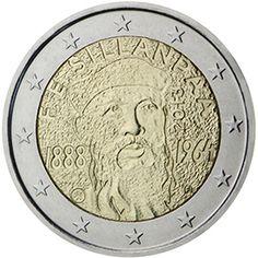 Cara conmemorativa de la moneda de 2€