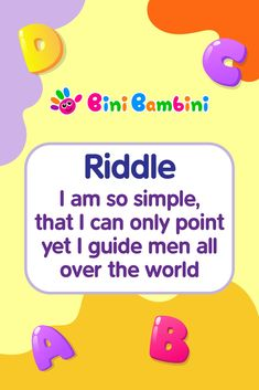 Solve riddles, develop the thinking of your children! 💡 Learn while playing with Bini Bambini! 🌈#binibambini#education#learning#teaching#drawing#creativity#alphabet#letters#reading#phonics#numbers#counting#math#best#games#apps#fun#kids#happy#children#toddler#preschool#kindergarten