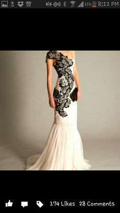 I would definitely wear this for wedding