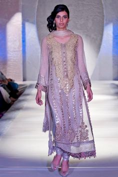 Rana Noman Exclusive Bridal Collection At Pakistan Fashion Week London 2012-25 : Beauty Tips