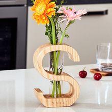 A Carta É O Vaso de Flores Para Pintura Da Água Flor organizando Vasos de Casamento Casa Decoração de Mesa De Chá de Alta Qualidade Morden estilo(China (Mainland))