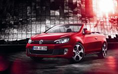 2013 Volkswagen Golf GTI Cabriolet Wallpaper Free Download. Resolution 1920x1200 px - GreatCarWallpaper ID 3833